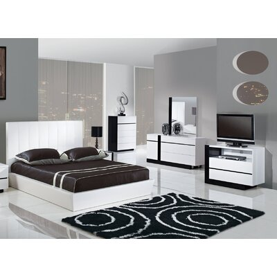 Trinity Platform Bedroom Collection