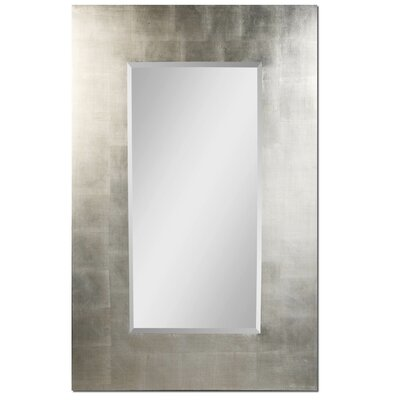 Uttermost Rembrandt Silver Mirror in Antique Silver Leaf