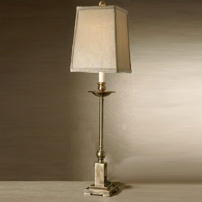 Uttermost Lowell Candlestick Buffet Table Lamp
