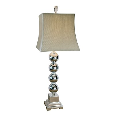 Uttermost Sachie Stacked Spheres Table Lamp