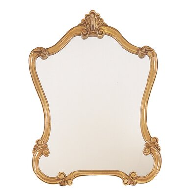 Uttermost Walton Hall Mirror in Gold