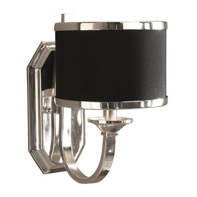Uttermost Tuxedo 1 Light Wall Sconce