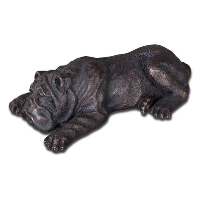 Nap Time Cast Puppy Figurine