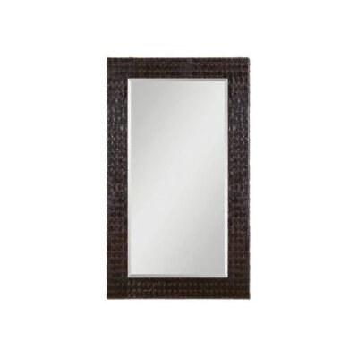 Ballinger Mirror in Dark Mocha Brown