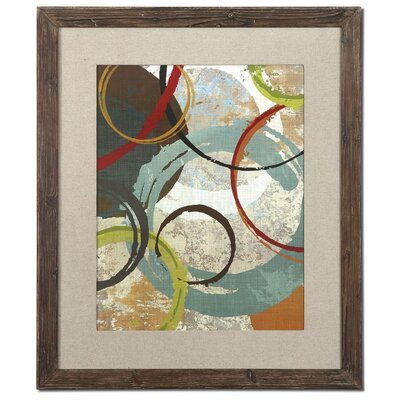 Away We Go Framed Painting Print