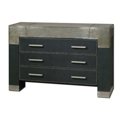 "Uttermost Razi 54"" Drawer Chest"