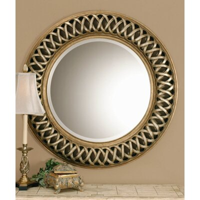 Entwined Round Wall Mirror