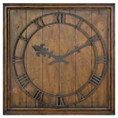 Uttermost Garrison Wall Clock