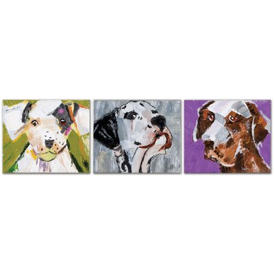 Uttermost Three Amigos Canvas Art