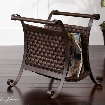 Brunella Magazine Holder