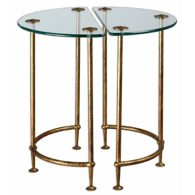 Uttermost Aralu End Table