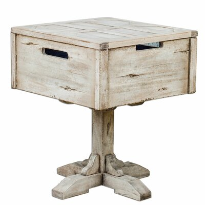 Denham Wooden End Table