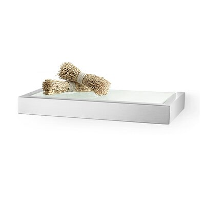 "ZACK Bathroom Accessories 1.18"" x 10.4"" Shelf"