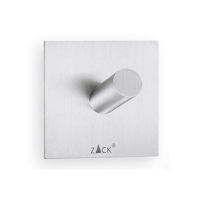 ZACK Wall Mounted Duplo 2 Piece Square Towel Hook