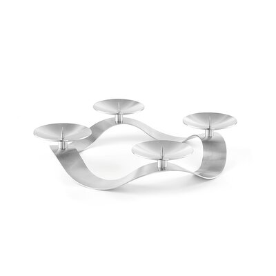 ZACK Dinnerware & Serving Pieces Stainless Steel Cero Dish