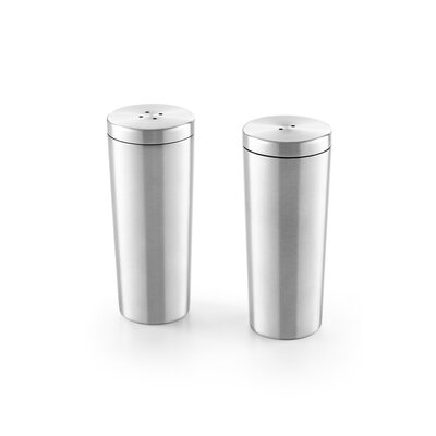 ZACK Oveta Cruet Salt and Pepper Shaker Set