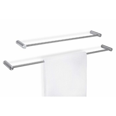 ZACK Civio Towel Rail in Stainless Steel