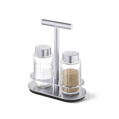 ZACK Contas Cruet Set with Holder