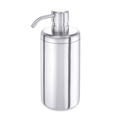 ZACK Foccio Liquid Dispenser with Metal Pump