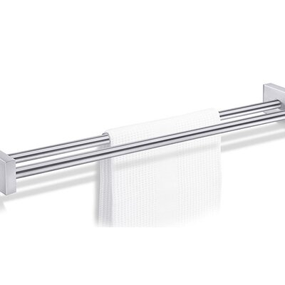 ZACK Fresco Double Towel Rail