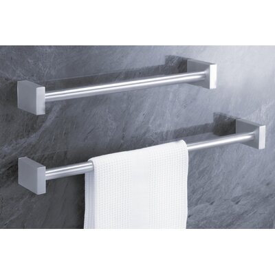 ZACK Bathroom Accessories Wall Mounted Fresco Towel Bar