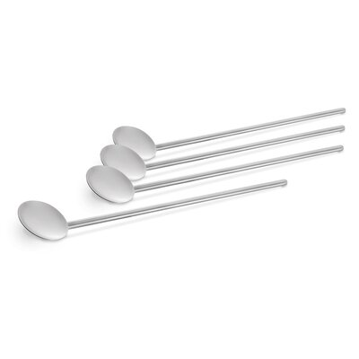 ZACK Vitis Straw Spoon (Set of 4)