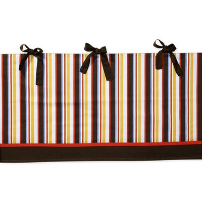 "Bacati ABC123 58"" Curtain Valance"