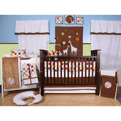 Baby and Me Crib Bedding Collection