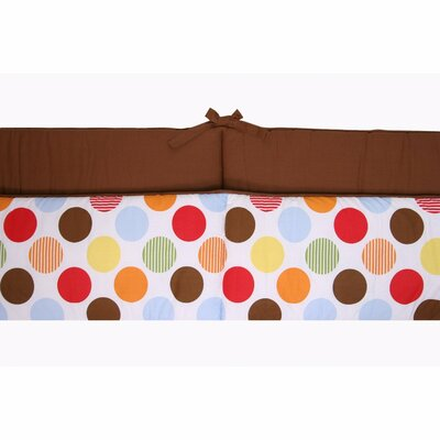 Bacati Baby and Me Bumper Pad
