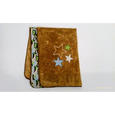 Bacati Camo Air Blanket
