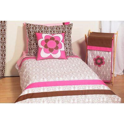 Bacati Damask Toddler Bedding Collection