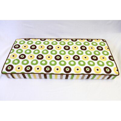 Bacati Mod Dots and Stripes Changing Pad Cover