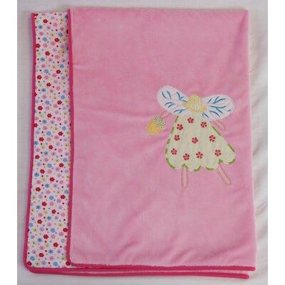 Bacati Fairy Land Blanket