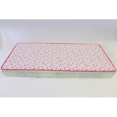 Bacati Fairy Land Changing Pad Cover
