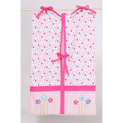Bacati Fairyland Diaper Stacker