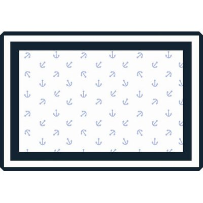 Bacati Little Sailor Rug