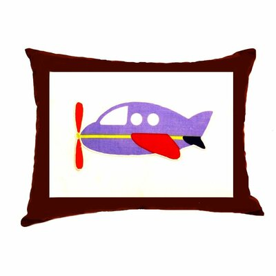 Bacati Transportation Decorative Pillow