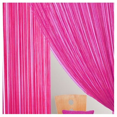 Bacati String Curtain Single Panel