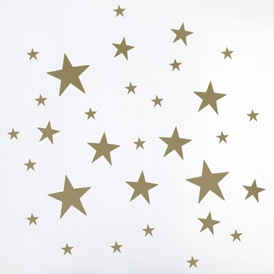 KIDS Stars Wall Decal