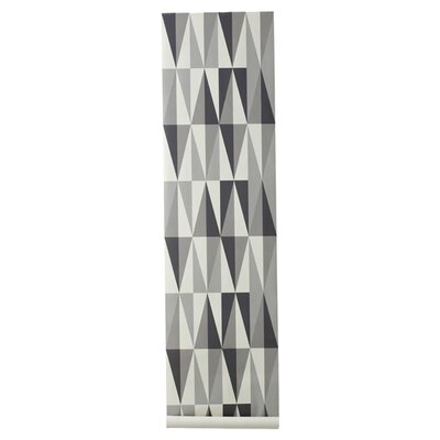 ferm LIVING Spear Wallsmart Geometric Wallpaper