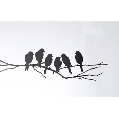 ferm LIVING Lovebirds Wall Decal