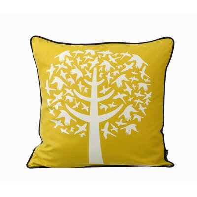 ferm LIVING Bird Leaves Pillow