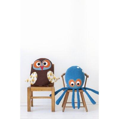 ferm LIVING Cotton Octopus Cushion