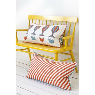 ferm LIVING Ferris Organic Cotton Cushion
