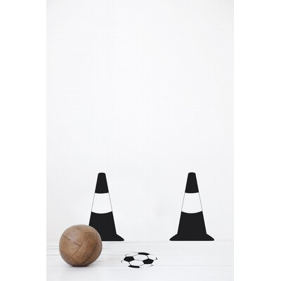 ferm LIVING Football Game Wall Sticker