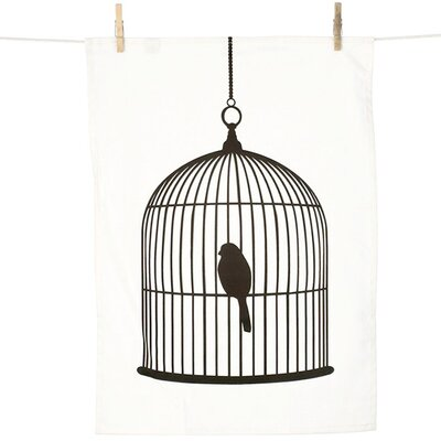 ferm LIVING Birdcage Tea Towel