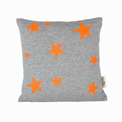 Star Cotton Accent Pillow