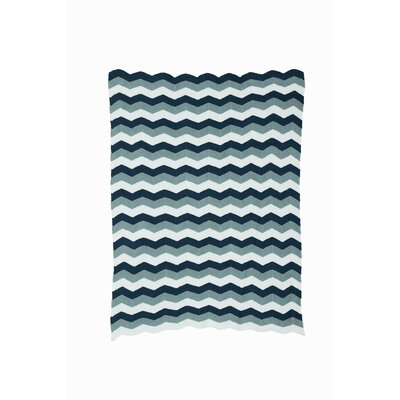 ferm LIVING Zag Knitted Cotton Blanket