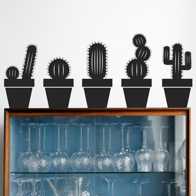 ferm LIVING Cactus Wall Sticker