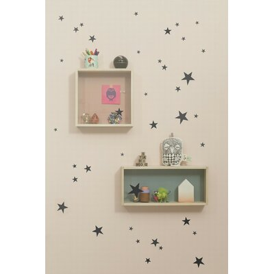 ferm LIVING Mini Stars Wall Decal